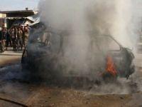 Bomba yüklü araç patladı: 4 ölü