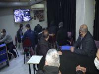 Bursa'daki kaçak kumarhaneye baskın