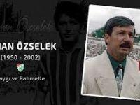 Bursaspor Orhan Özselek'i unutmadı!