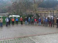 Uludağ'da dağcılara yasak