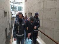 Bursa'daki şantaj çetesine darbe