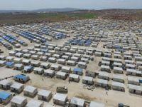 Suriye'deki Bursa mahallesine 770 ev