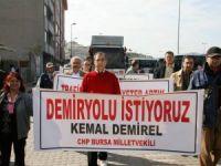 Kemal Demirel'den basın açıklaması