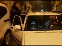 Bursa'da polis kovalamacası