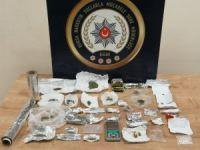 Bursa'da narkotik baskını!
