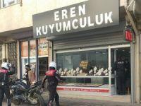 Bursa'da film gibi soygun!