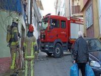 Bursa'da yangın alarmı!