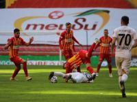 Kayserispor: 0 - MKE Ankaragücü: 0
