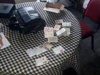 Bursa'da kumar baskını!