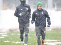 Bursaspor hazırlıklara başladı