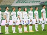 Bursaspor, geçen sezonun gerisinde