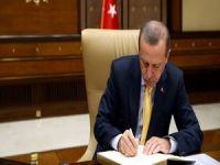 Erdoğan, yeni büyükelçiler atadı