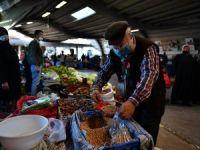 Çiftçi pazarı tüketici ile buluşuyor