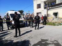 İki kardeş yanarak öldü
