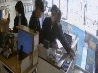 Telefon hırsızları kamerada