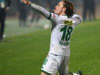 Bursaspor'dan Ali Akman kararı