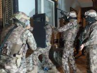 Bursa'da uyuşturucu baskını