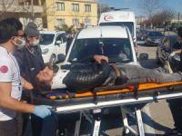 Bursa'da 'makas atma' kazası!