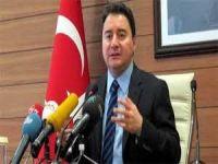 Ali Babacan konuştu