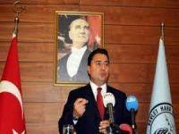 Babacan'dan 'Kürt meselesi' çıkışı