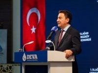 Ali Babacan'dan tam kapanma açıklaması