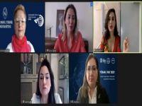 Enerji'de kadının gücü paneli