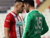 FT Antalyaspor: 2 - DG Sivasspor: 4