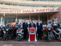 'Rallici değil moto kuryeyiz'