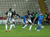 BB Erzurumspor: 2 - Beşiktaş: 4