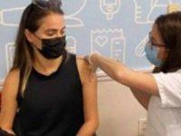 Ceyda Ateş corona aşısı oldu