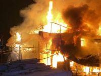 Bursa'nın göbeğinde dev yangın