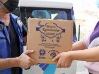 Ramazan paketleri ihtiyaç sahiplerine ulaşıyor