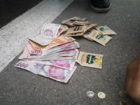 Cips kutusundan 3 bin lira çıktı