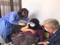 Mevsimlik tarım işçilerine koronavirüs aşısı