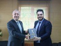 Ümit Özdağ'dan BTP liderine ziyaret