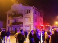 Kestel'de yangın paniği