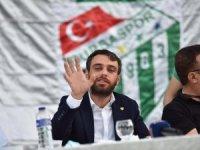 Bursaspor Başkanı: Yolsuzluk komisyonu kuracağız