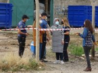 Bursa'da kimyasal atık alarmı