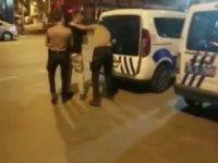 Bekçiler 2,5 kg uyuşturucu yakaladı