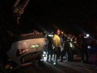 Bursa'da kaza: 1 ölü 5 yaralı