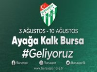 'Ayağa Kalk Bursa'