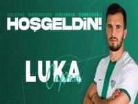 Bursaspor'da transfer sevinci