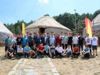 Kocayayla'da kamp başladı