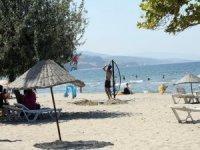 Mudanya sahilleri yeni görünümüne kavuşuyor