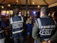 Bursa'da 300 polisle operasyon