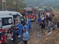 Kestel'de patlama: Müdür tutuklandı