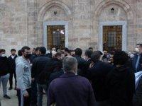 TÜGVA'dan Ulu Cami'de açıklama