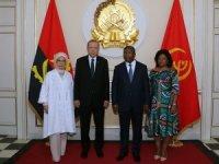 Türkiye ile Angola arasında anlaşma
