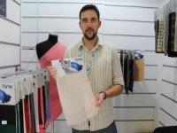 Bursa'dan 20 ülkeye geri dönüşümlü kumaş ihracatı