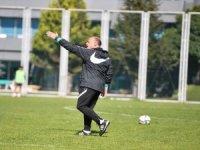 Bursaspor'da maç hazırlıkları başladı
